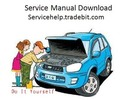 Thumbnail YAMAHA BT1100 2002 SERVICE MANUAL